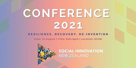 Social Innovation Conference 2021 tickets