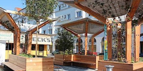Coolspot Besichtigung - Schlingermarkt Tickets