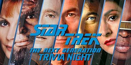 Star Trek: The Next Generation Trivia Night! tickets