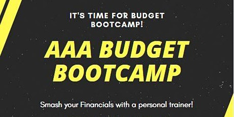 Budget Boot Camp - Refresher tickets