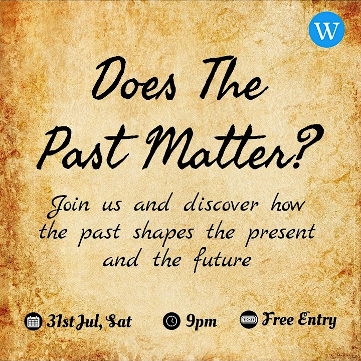 Weekend Learnings: Does The Past Matter? image