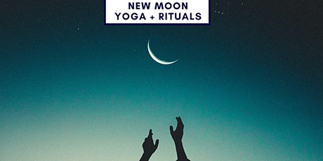 Vibes-New moon yoga and Drum circle tickets