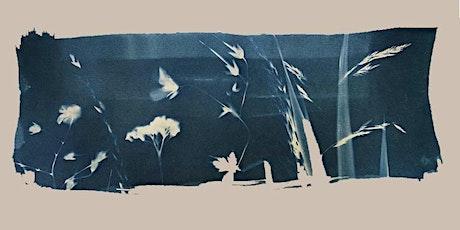 Mobile Garden Workshop:Experimental Cyanotypes tickets