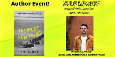 Author Event: Kyle Beachy with Special Guests tickets