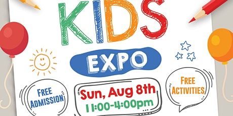 St. Augustine Kids Expo tickets