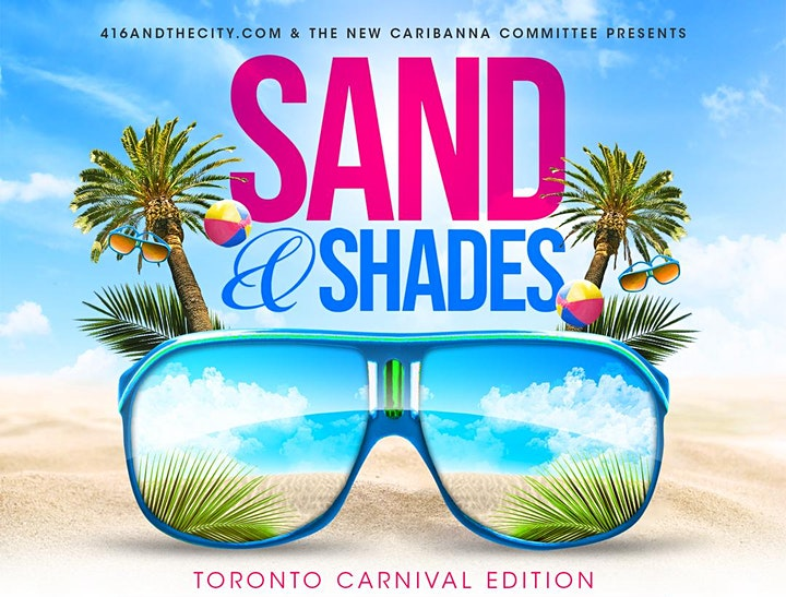 Sand & Shades -Day Party (Fete) image