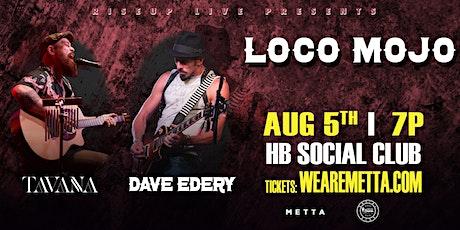 RiseUp Live Presents Loco Mojo at HB Social Club tickets