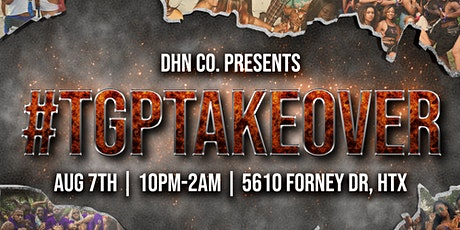 #TAKEOVER tickets