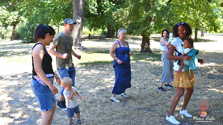 Imagen de Mama-Baby Salsa Class in Auer-Welsbach-Park, Vienna - free to join