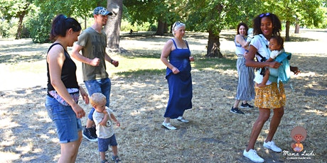 Mama-Baby Salsa Class in Auer-Welsbach-Park, Vienna - free to join tickets