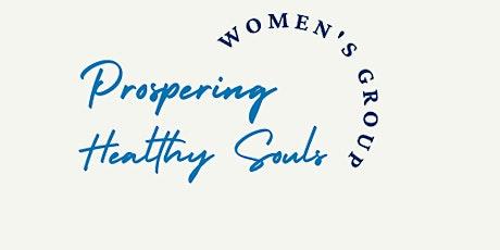 Prospering Healthy Souls Women's Group tickets