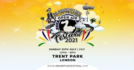 Mauritius Open Air Festival 2021 tickets