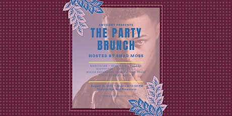 The Party Brunch tickets