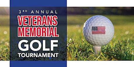 Veterans Memorial Golf Tournament tickets
