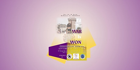 Til The War Is Won Documentary Premiere tickets
