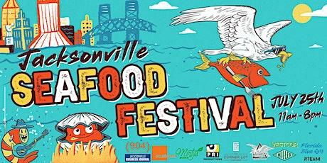 Jacksonville Seafood Festival tickets