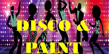 DISCO & PAINT tickets