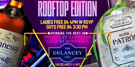Rooftop Saturdays @ The Delancey tickets