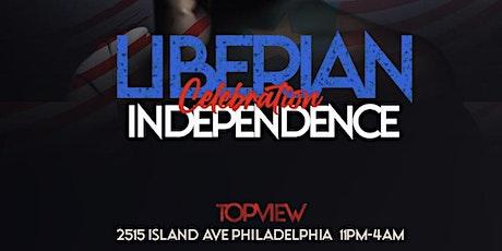 Liberian Independence Celebration tickets