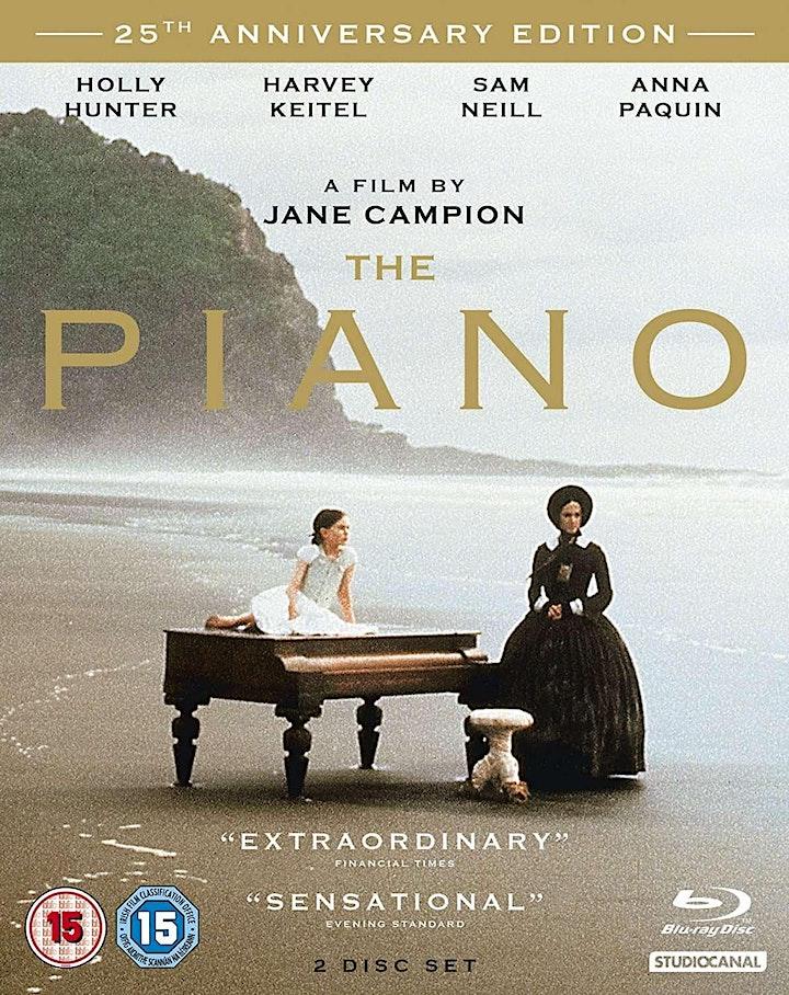 Imagen de El Piano / Sábado de Cine