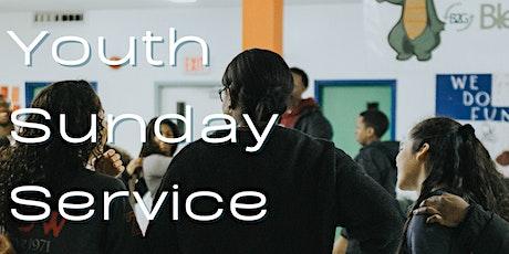 Youth Sunday Service tickets