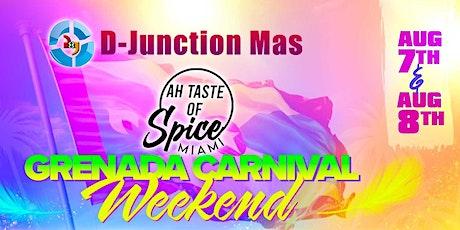 """DJunction Weekend """"Ah taste of Spice"""" tickets"""