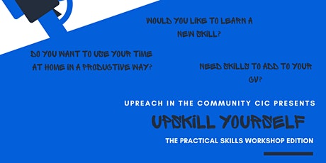 UpSkill Yourself: Introduction to Investments tickets