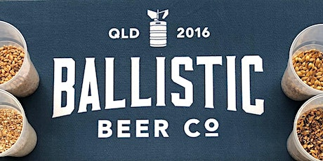 Ballistic Beer Brewery Tours tickets