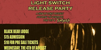 Stage Presence presents: The Light switch release party