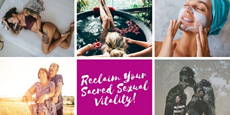 5 Keys to Reclaim Sacred Pleasure in Your Life!  FREE Masterclass for Women tickets