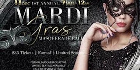 Mardi Gras Masquerade Ball tickets