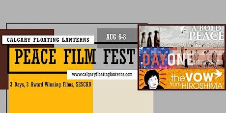 Peace Film Fest tickets