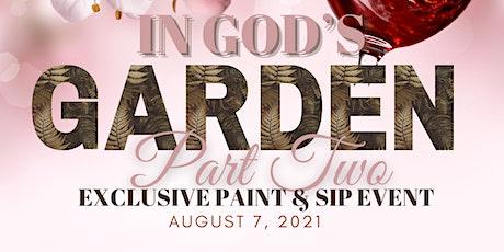 In Gods Garden Pt. 2 tickets