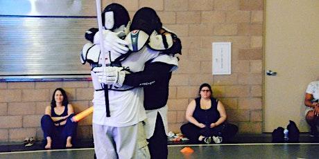 Penguin Saber Academies Frying Pan Open tickets