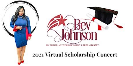 Bev Johnson Virtual Scholarship Concert tickets