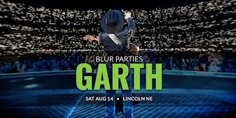 Blur Parties Garth Tailgate tickets