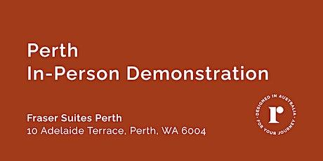 Perth | Sat 4th September tickets