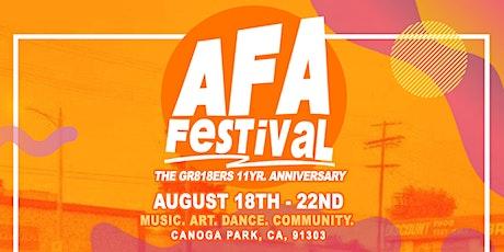 A Family Affair Festival   Grand Finale tickets