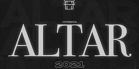 CONFERENCIA ALTAR   #CA2021 entradas