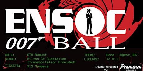 GHD Presents: ENSOC 007 Ball tickets