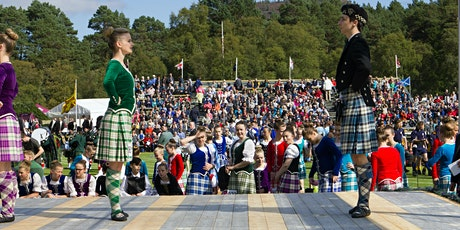 The Grampian Highland Games Gathering tickets