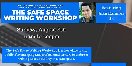 The Safe Space Writing  Workshop tickets
