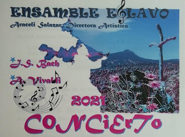 Imagen de Concierto Ensamble Eslavo, Música de  Bach, Vivaldi . Ermita del Silencio
