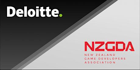 NZGDA x DELOITTE | R&D Tax Incentives Webinar tickets