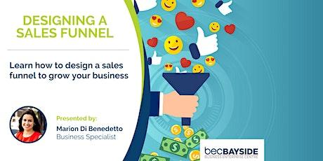 Digital Transformation Program - Designing A Sales Funnel biglietti
