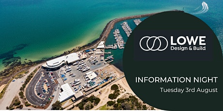Information Evening: Tuesday 3rd August tickets