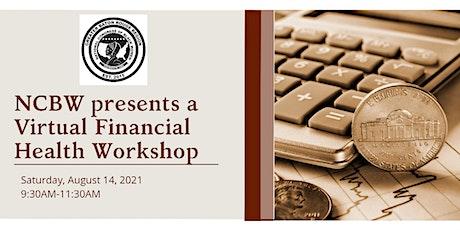 Financial Health Workshop tickets