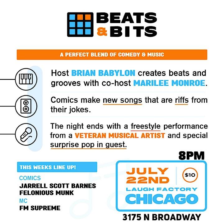 Beats and Bits image