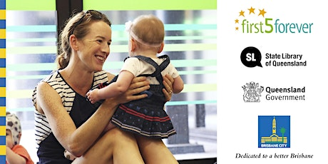 First 5 Forever babies, books and rhymes - Kenmore Library tickets