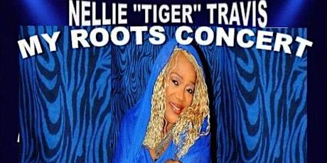 """Nellie """"Tiger"""" Travis tickets"""